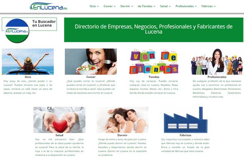 Página Principal de EnLucena.es