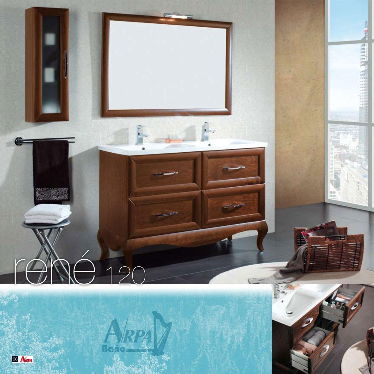 Fabricante Muebles de Baño Arpa Baño S.L.