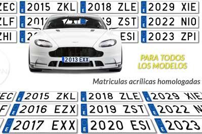 Nieto Auto Matrículas Homologadas en Lucena