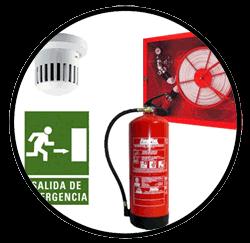 Profesionales Multiservicios. Contra-Incendios en Lucena