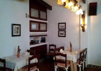Comedor Restaurante Mesón El Cortijo en Lucena
