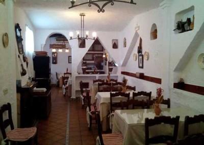 Comedor Restaurante Mesón El Cortijo