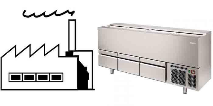 Fábricas de Frío Comercial en Lucena