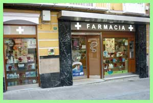Farmacia Ldo. Álvaro Jiménez Gómez Servicios Farmacéuticos en Lucena
