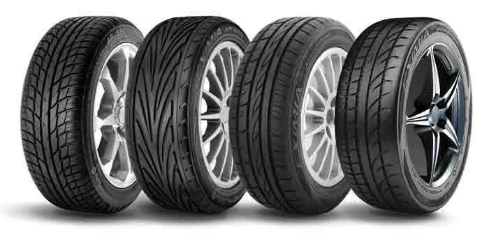 Neumáticos en Lucena
