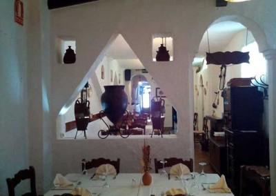 Restaurante Mesón El Cortijo en Lucena