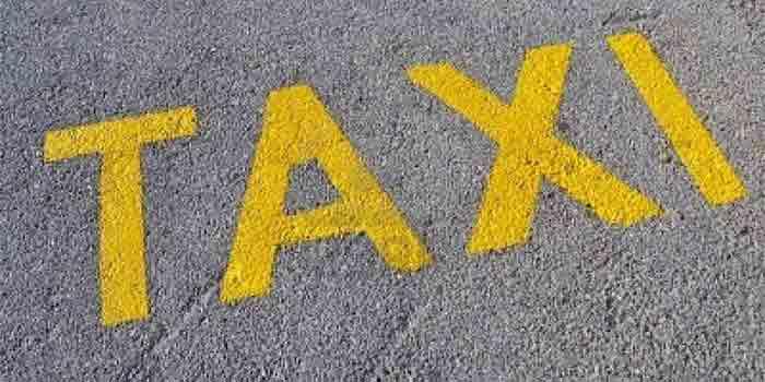 Taxistas en Lucena