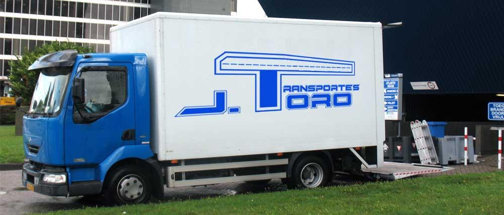 Transportes Juan Toro en Lucena