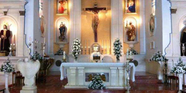Decoración Iglesias Pirofantasía Lucena