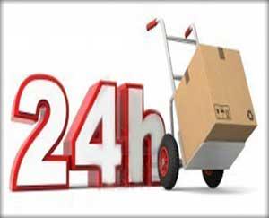 Transportes y Mudanzas Porcel, Transporte Urgente, 24 Horas en Lucena