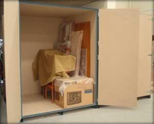 Transportes y Mudanzas Porcel, Guarda Muebles en Lucena
