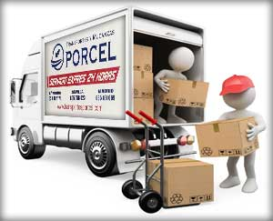 Transportes y Mudanzas Porcel, Transporte de Mercacías en Lucena