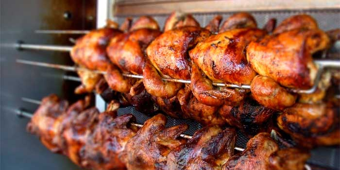 Pollos Asados en Lucena