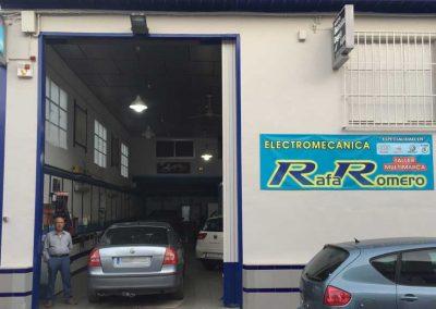 Taller Mecánico Rafa Romero Electromecánica