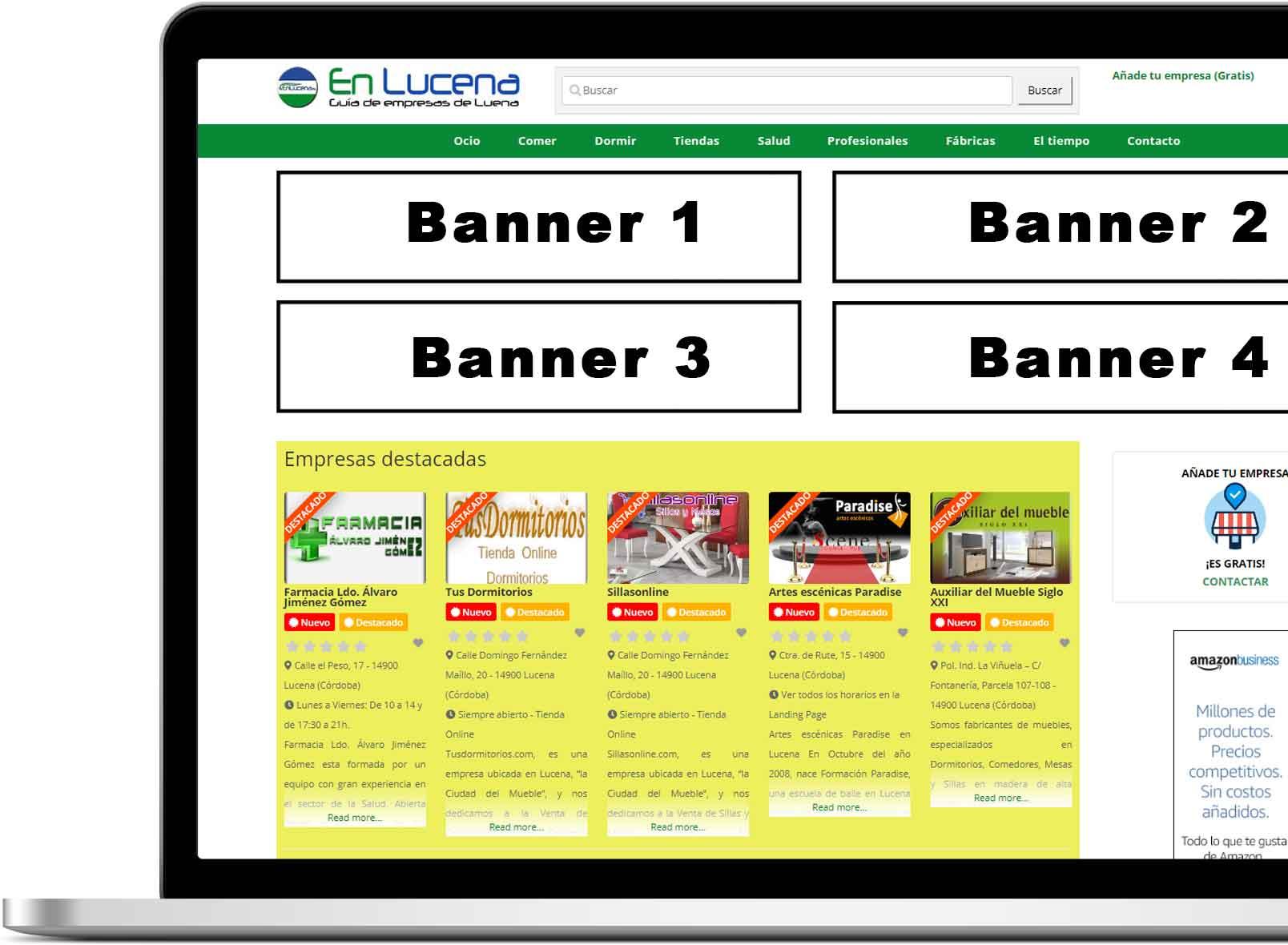 Banner EnLucena.es - ¿Por qué te interesa?