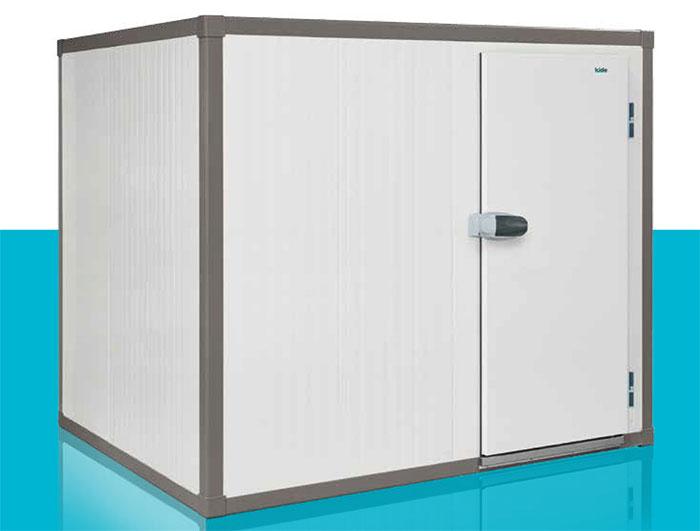 Cámara frigorífica pequeña