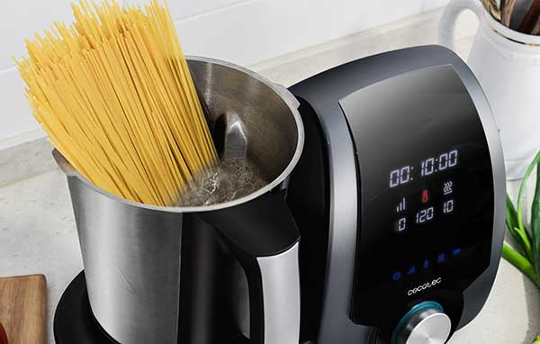 Robot de cocina Cecotec Mambo 7090. Vanguardia con sabor tradicional