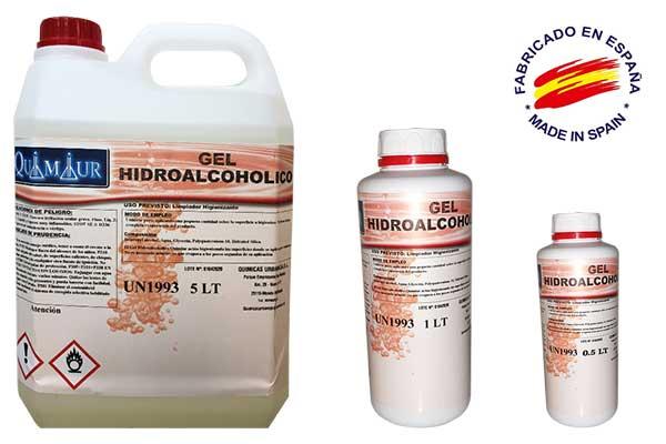 Gel Hidroalcohólico H70