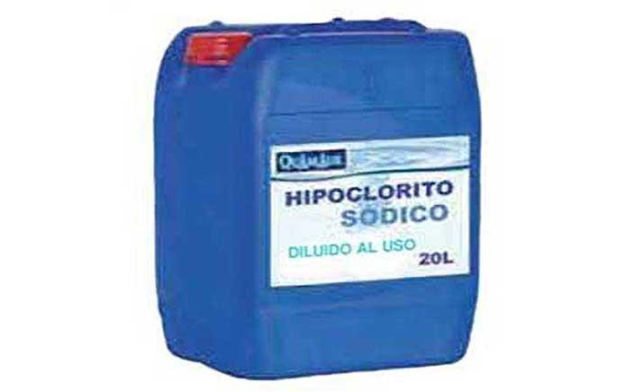 Hipoclorito diluido al uso al por mayor