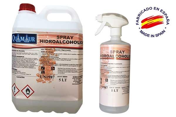 Spray Hidroalcohólico H70